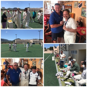 Cricket in Ibiza